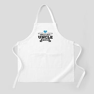 World's Best Uncle Ever Apron