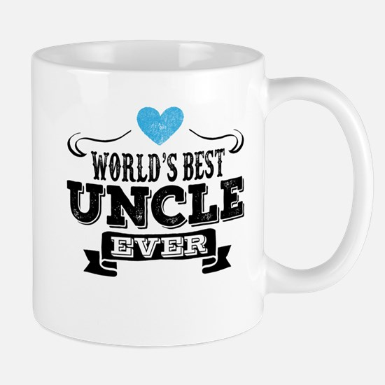 World's Best Uncle Ever Mugs