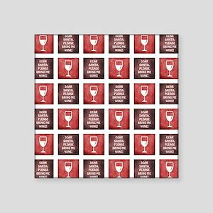 DEAR SANTA... Sticker