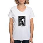 Lovecraft Women's V-Neck T-Shirt