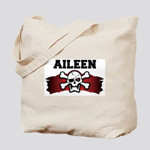 aileen is a pirate Tote Bag