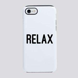 Relax iPhone 8/7 Tough Case