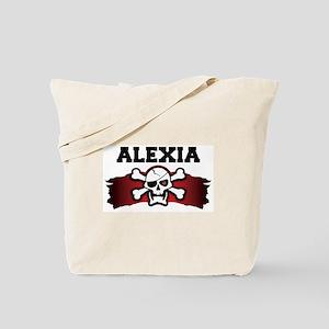 alexia is a pirate Tote Bag