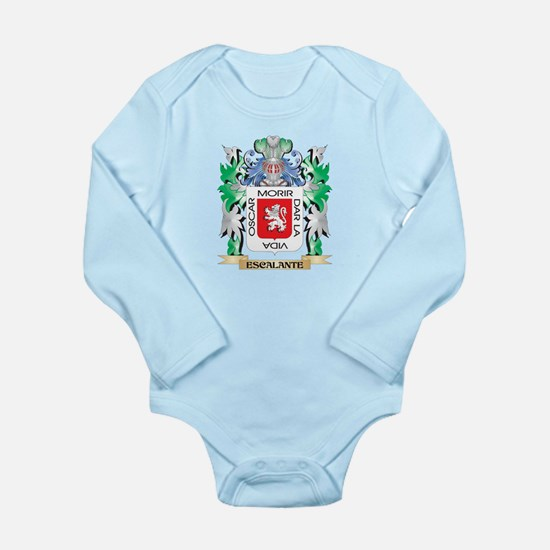 Escalante Coat of Arms (Family Crest) Body Suit