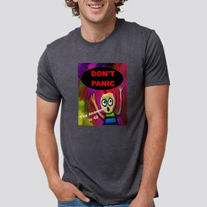 Don't Panic - The Answer is 42 T-Shirt