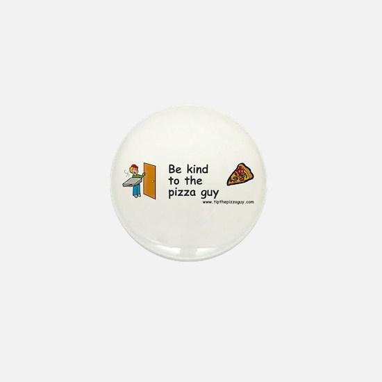 Funny Etiquette Mini Button