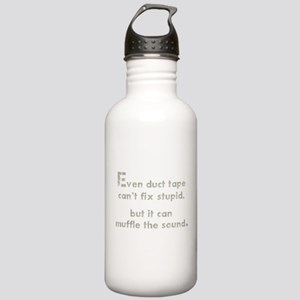 Muffle the Sound Water Bottle