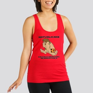 Neanderthals Racerback Tank Top