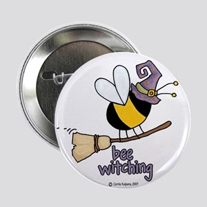 Bee witching Button