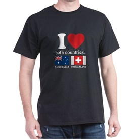 AUSTRALIA-SWITZERLAND T-Shirt