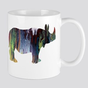 Rhinoceros Mugs
