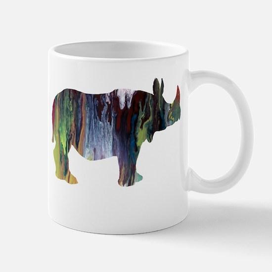 Rhinoceros Mugs