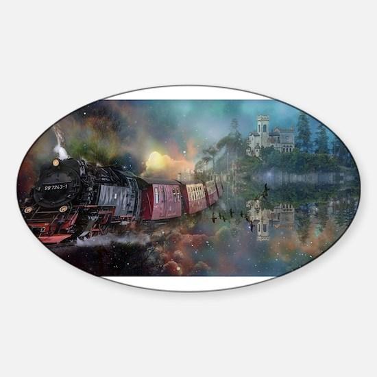 Fantasy Train Decal
