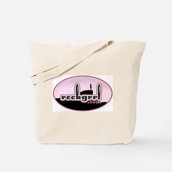 rockgrrl Tote Bag