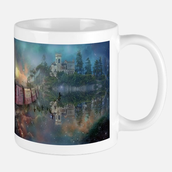 Fantasy Train Mugs