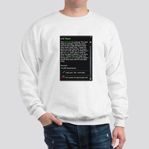 Mad King Quest Sweatshirt