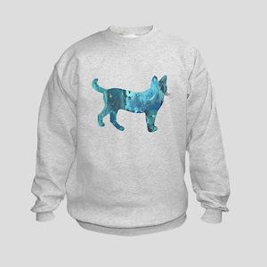 serval Kids Sweatshirt