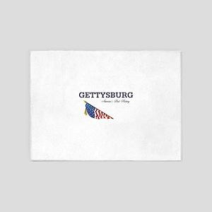 ABH Gettysburg 5'x7'Area Rug