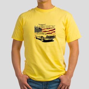 Maverick Yellow T-Shirt