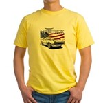 Maverick Yellow T-Shirt