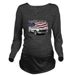Maverick Long Sleeve Maternity T-Shirt