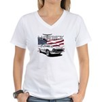Maverick Women's V-Neck T-Shirt