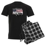 Maverick Men's Dark Pajamas