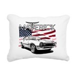 Maverick Rectangular Canvas Pillow