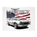 Maverick 5'x7'Area Rug