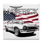 Maverick Tile Coaster