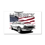 Maverick Car Magnet 20 x 12