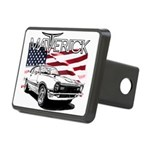 Maverick Rectangular Hitch Cover