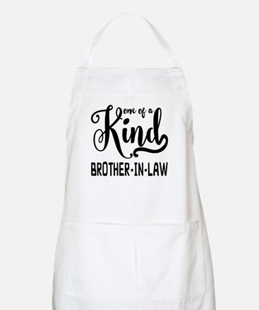 One of a kind Brother-in-law Apron