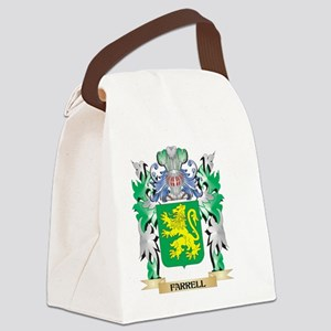 Farrell Coat of Arms (Family Cres Canvas Lunch Bag