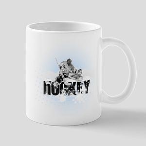 Hockey Player Mugs