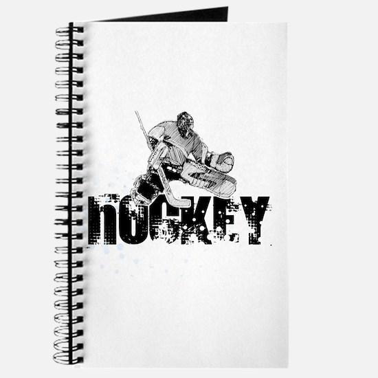 Hockey Player Journal
