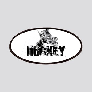 Hockey Player Patch