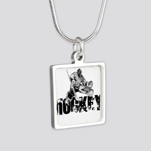 Hockey Player Necklaces