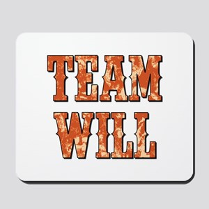 TEAM WILL Mousepad