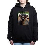 Lemur Women's Hooded Sweatshirt