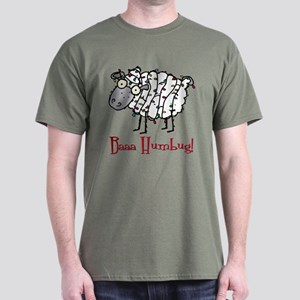 Baa Humbug Holiday Dark T-Shirt
