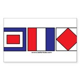 Nautical flags 10 Pack