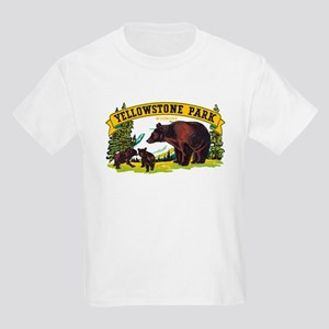 Yellowstone Bears T-Shirt