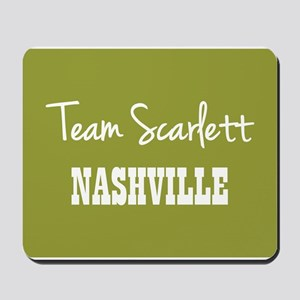 TEAM SCARLETT Mousepad