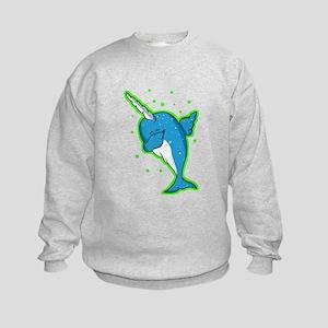 narwhale Sweatshirt