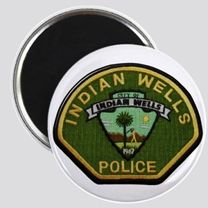 Indian Wells Police Magnets