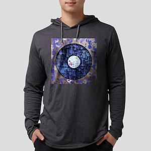 Purple Rain Art Long Sleeve T-Shirt