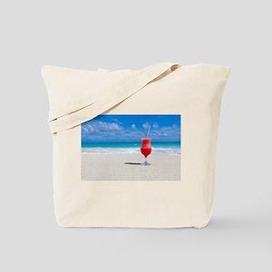 daiquiri paradise beach Tote Bag