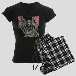 Sphynx Hairless Cat pajamas