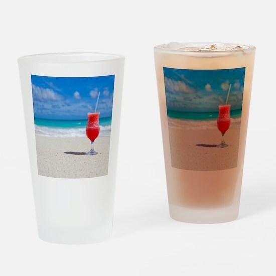 daiquiri paradise beach Drinking Glass